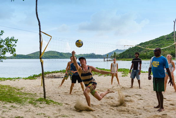 fiji beach adventure tour
