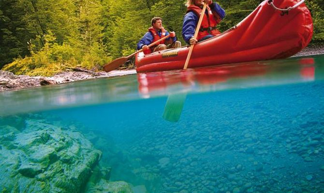 Dart River kayak deals