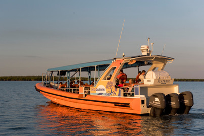 Sunset Fish'n Chips Cruise Darwin