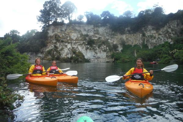 waikato river kayak coupon