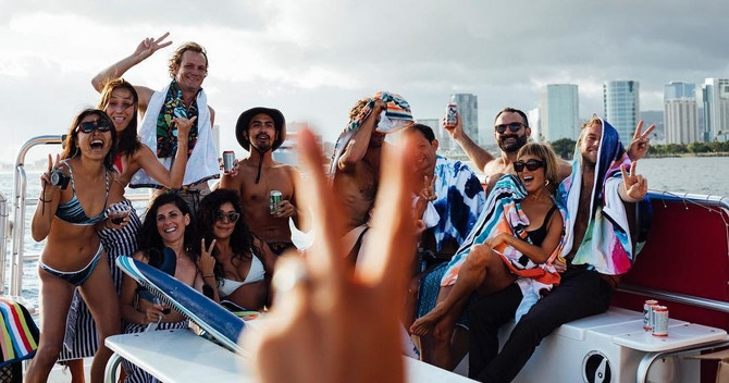 Oahu reef cruise