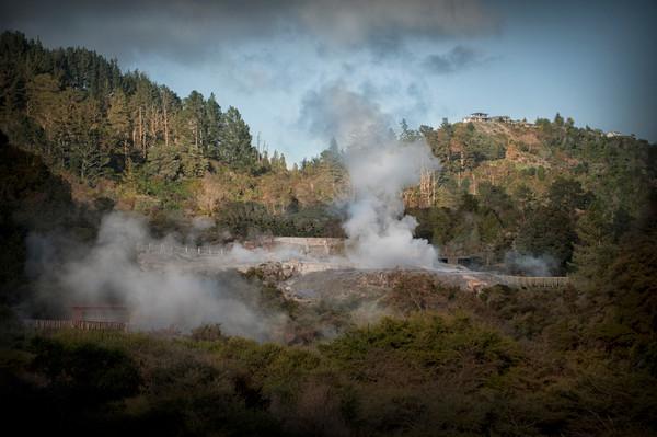 geothermal tour