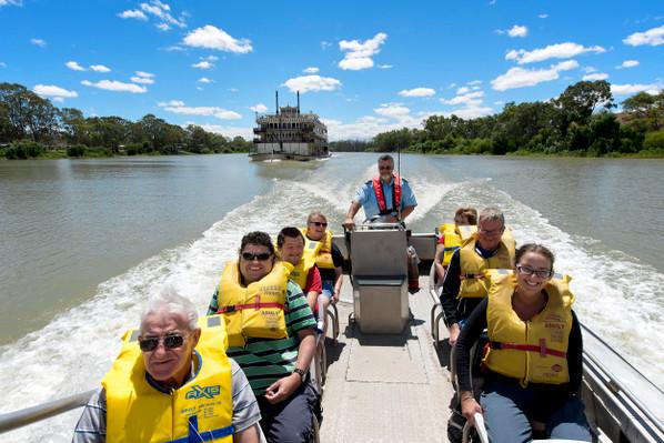 Upper Murray River Cruise - 8 days 7 nights