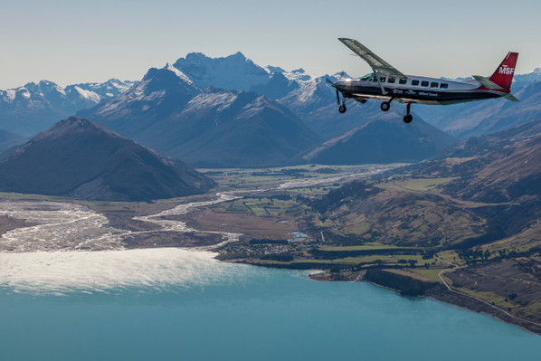 Fly cruise fly milford sound 1