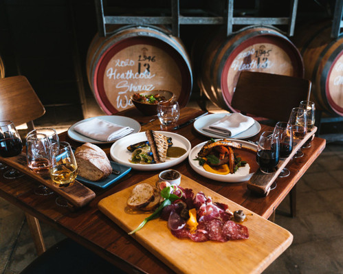 City winery tour and tasting
