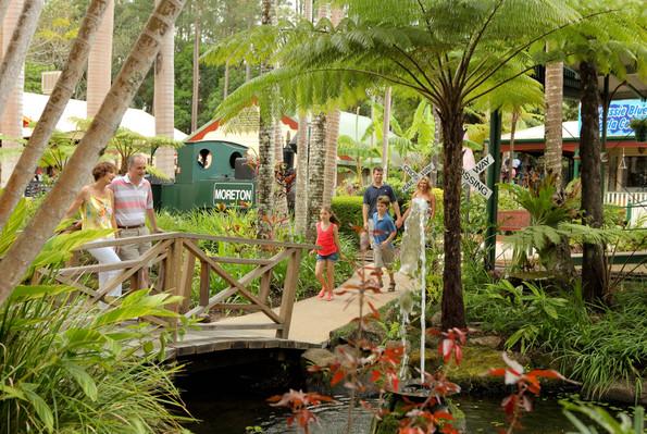 Sunshine Coast Hinterland And Noosa Backpacker Deal
