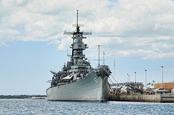 Pearl Harbor Visitor Center tour