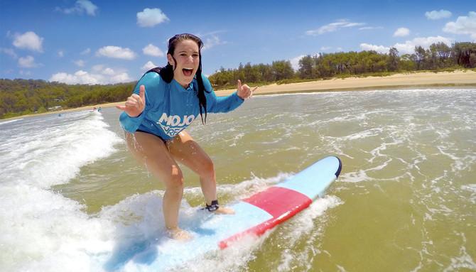 surf lesson sydney australia