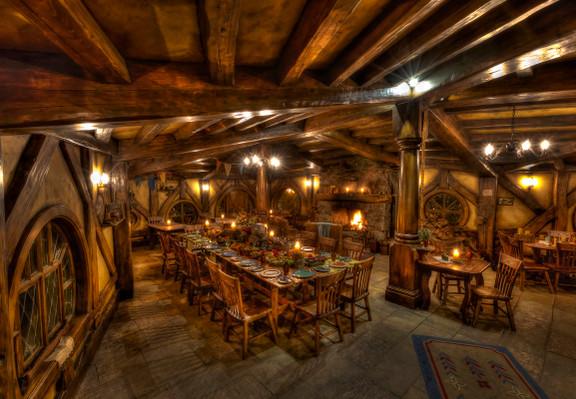 Hobbiton movie set tour voucher