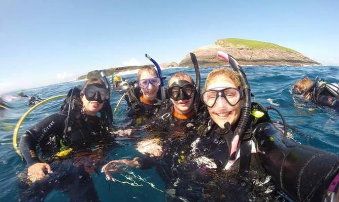 learn-diving-australia