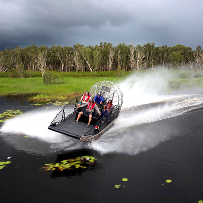 Top End airboat