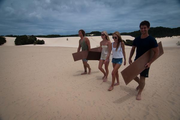 Moreton Island Adventure Tour