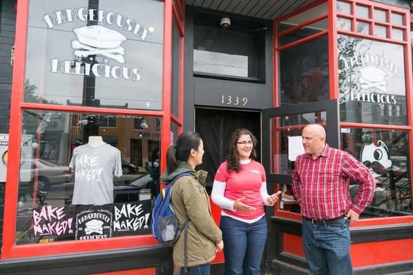 Food Tour Washington DC
