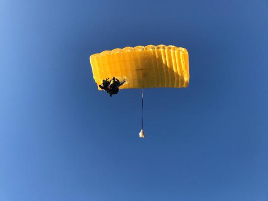 skydive tandem new zealand voucher