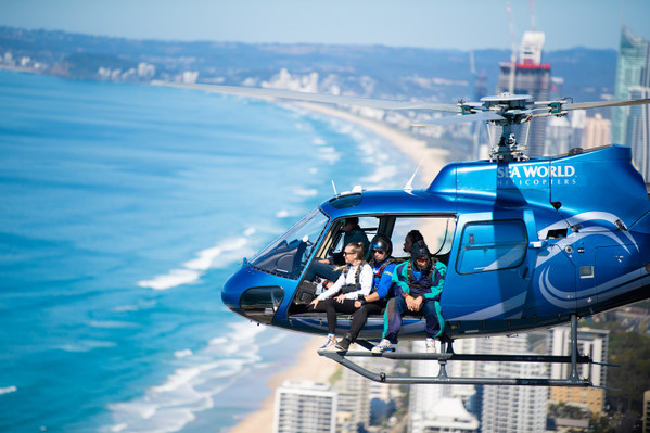 Skydive Surfers Paradise Freefall