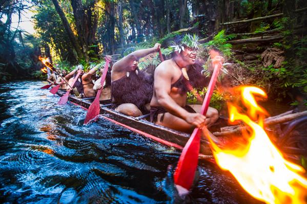 mitai maori experience