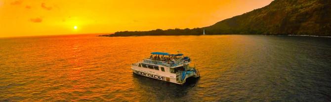 Kona Dinner Cruise & Hawaiian History