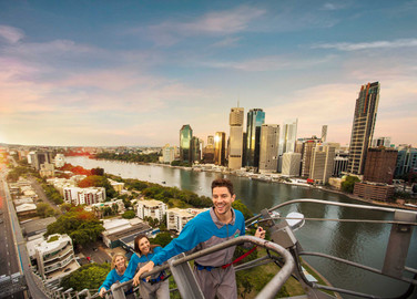Story Bridge Adventure Climb in Brisbane
