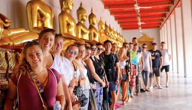 thailand temple tour