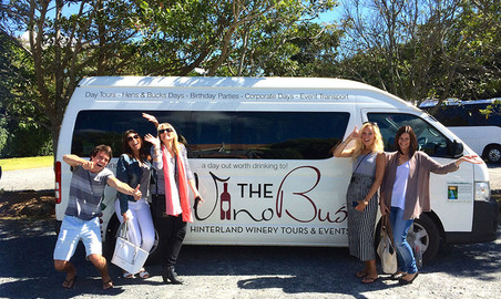 Full Day Winery Tour With Lunch