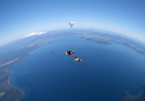 Skydive Taupo voucher