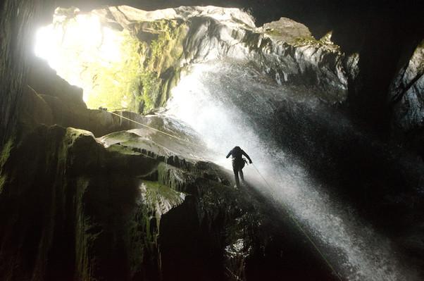 mount aspiring canyoning tour