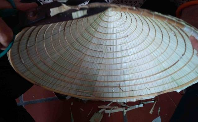 asian conical hat tours