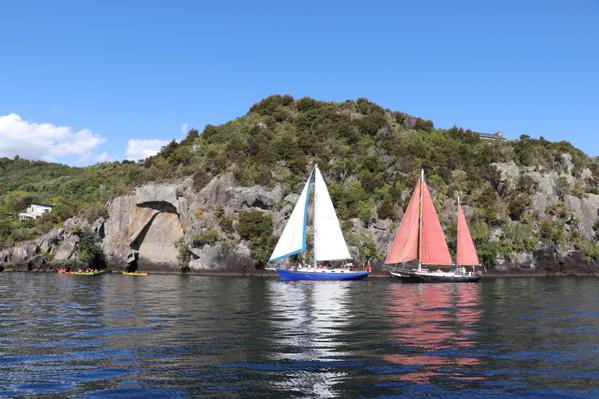Lake Taupo Sailing