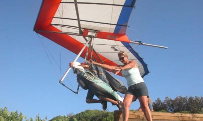 Byron Bay hang gliding deals