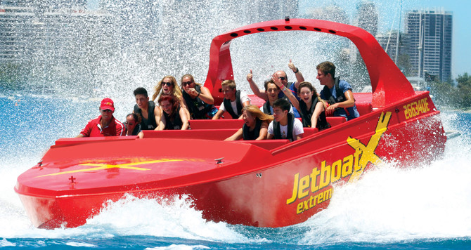 Jet Boat & Surf Gold Coast Combo Deals