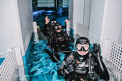 Cairns Aquarium Shark Dive