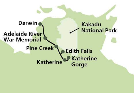 Nitmiluk National Park tours