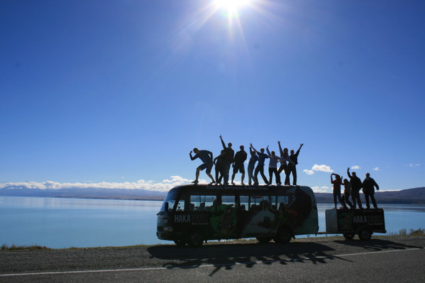 New Zealand 24 day tour