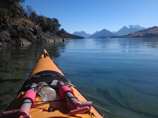 Glenorchy Island kayak deals