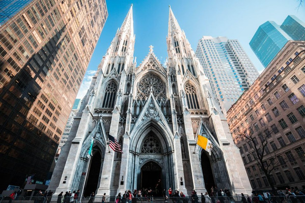 St Patrick's Cathedral 2 hr tour