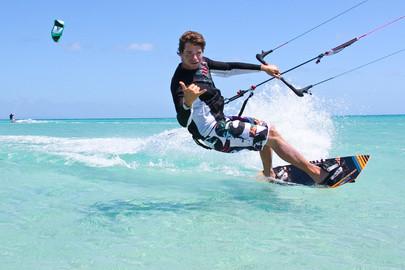 Zero to Hero Kite Surf