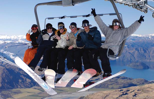 NZ South Island Snow Safari deals