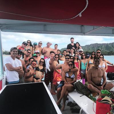 Waikiki reef cruise