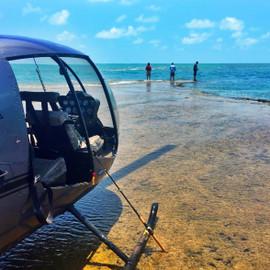 Heli Fishing & Airboat Adventure
