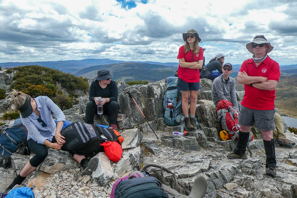 Cradle Mountain Overland Trek