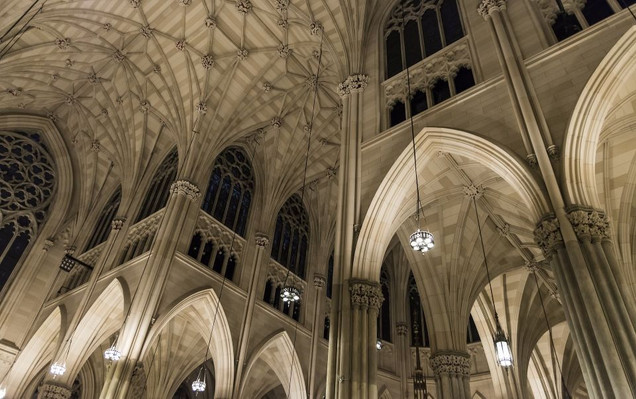 St Patrick's Cathedral Tour