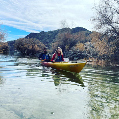 Las Vegas kayak tour