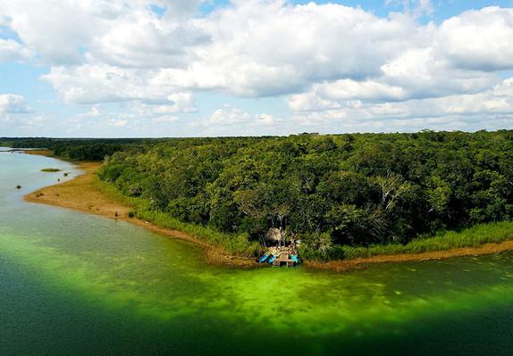 Mayan inland expedition tour