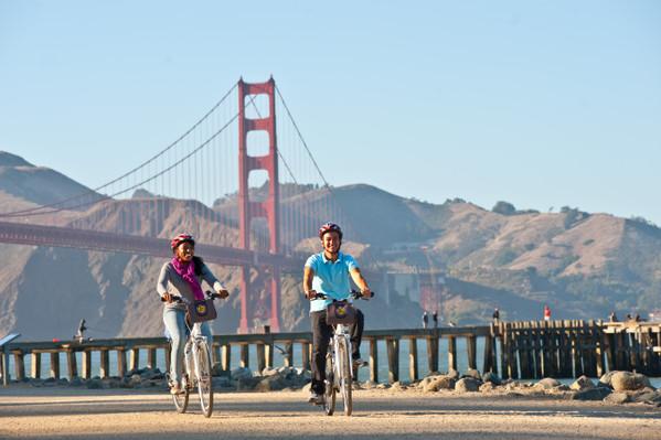 San Francisco Bus and Bike Adventure
