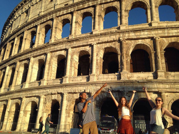 Day Tour To Rome From Florence