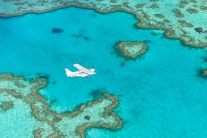 Whitsundays Fly & Raft Package