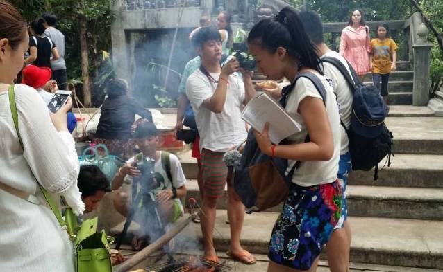 cambodia countryside trip