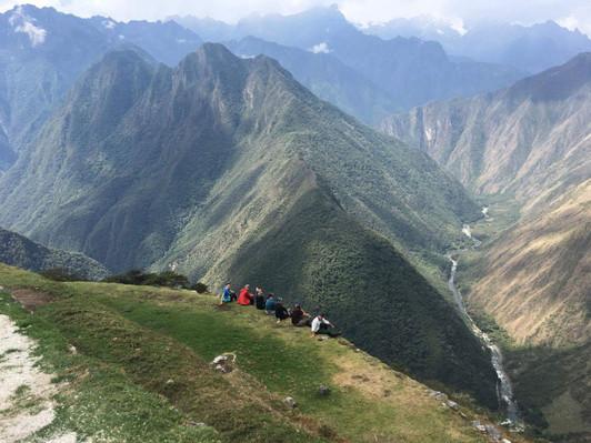 the inca trail 4 days