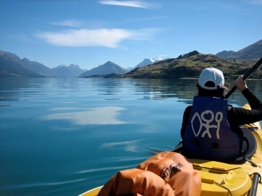 Glenorchy Island Kayak Safari