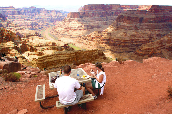 Grand Canyon 6 in 1 with Helicopter Flight specials